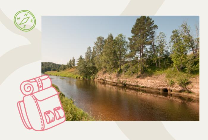 Сиверский — дачный поселок с картин Шишкина в 60 км от Петербурга. Прогуляйтесь по экотропе, загляните в музей дачного быта и устройте пикник на лугу
