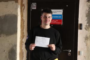 Кандидат в мундепы Федор Горожанко два дня провел в отделе полиции. Вот его рассказ о тайных выборах в Петербурге, искусственных очередях и задержании