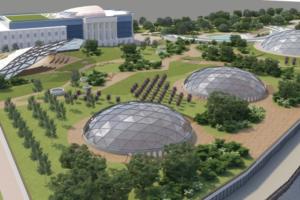 Появилось онлайн-голосование за название будущего парка на месте Судебного квартала. Среди вариантов — «Сердце Петербурга» и «Тучков-Буян»