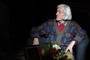 Умер петербургский поэт Виктор Соснора