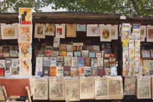Книжный магазин KGallery проведет в Петербурге ярмарку «Букинисты на Фонтанке»
