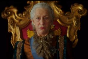 HBO выпустил трейлер сериала с Хелен Миррен в роли Екатерины II. Сцены для шоу снимали в Петербурге