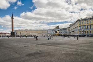 На Дворцовой площади пройдет бесплатный фестиваль «Петербург live». На нем выступят Пелагея и Zdob și Zdub