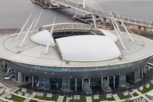 Россия сыграет отборочный матч Евро-2020 с Бельгией в Петербурге
