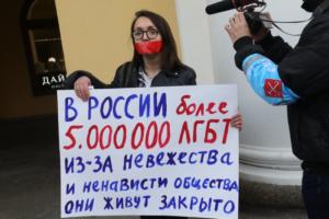 В Петербурге арестовали подозреваемого в убийстве активистки Елены Григорьевой
