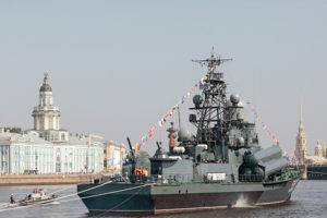 Где посмотреть на парад кораблей в День ВМФ в Петербурге и какие мосты в центре разведут