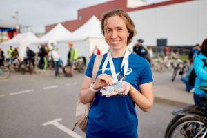 За что петербуржцы ругают марафоны и как поддерживают бегунов в Европе? Рассказывает участница 12 забегов