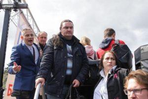 Красимир Врански, организатор и ведущий митинга за честные выборы, — о прошедшей акции, провокаторах и будущих протестах