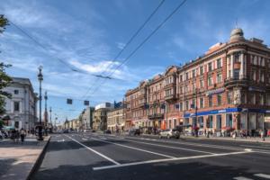 На Невском проспекте хотят установить заборы, чтобы бороться с возможными ДТП