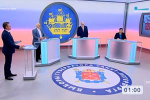 Беглов не стал участвовать во вторых дебатах кандидатов в губернаторы Петербурга