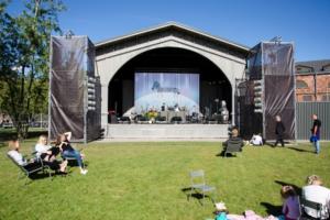 На Новой Голландии пройдет благотворительный фестиваль «Антон тут рядом»