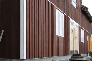 Фонд Ильи Варламова восстанавливает фасад финского дома в Ленобласти. Там планируют создать музей