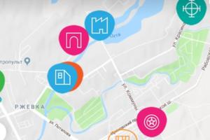Это приложение с маршрутами прогулок по Красногвардейскому району и фактами о домах Охты