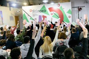 Больше 400 кандидатов от «Яблока» зарегистрировались на выборах в Петербурге. Что они предлагают и за кого можно проголосовать в вашем округе
