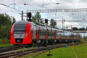 В октябре между Петербургом и Москвой на месяц запустят «Ласточку». Билет обойдется в 1 тысячу рублей
