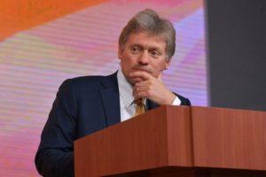 Песков заявил, что в Кремле не знают о ситуациях, ставящих под сомнения итоги муниципальных выборов в Петербурге
