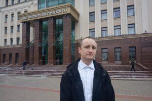 Петербуржца Михаила Цакунова оправдали по делу о выбитом на митинге зубе полицейского. Вот как он провел год в СИЗО