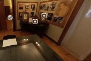 Прогуляйтесь по петербургскому музею Набокова, не выходя из дома. СПбГУ разработал виртуальный гид по жилищу писателя
