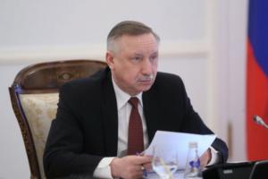 Горизбирком объявил о победе Александра Беглова на выборах губернатора Петербурга. Он набрал 64,45 % голосов