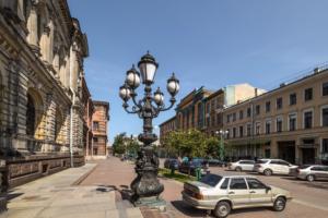 В Соляном переулке открылся обновленный Музей обороны и блокады Ленинграда