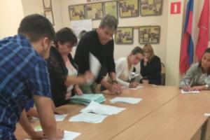 «Единая Россия» получила в Ленобласти 74,1 % голосов на муниципальных выборах. В Петербурге итоги еще не подвели