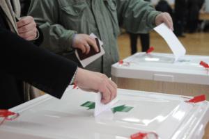 ГИК сообщила о 36 пересчетах голосов на выборах в Петербурге