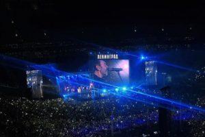 Как прошел прощальный концерт «Ленинграда» — на «Газпром Арене» собралось 67 тысяч человек! Фото и видео