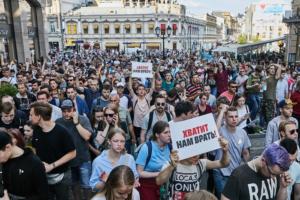 Сто петербургских депутатов подписали письмо в поддержку фигурантов «московского дела»