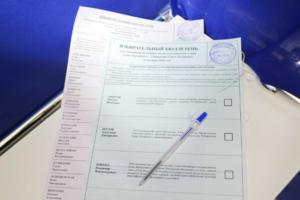 Петербуржец оспаривает в суде итоги губернаторских выборов. Официально на участке все проголосовали — но он забрал свой бланк домой