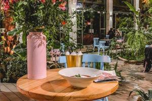 Тринадцать новых заведений октября и как их оценивают петербуржцы. Кофейня в старинном особняке,ресторан баскской кухни и кафе-оранжерея