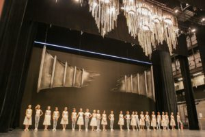 На Петроградской открывается Детский театр танца Бориса Эйфмана — с залом для балетных спектаклей и атриумом. Вот как выглядит новое пространство