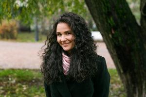Египтянка Асьма Соловьева — о пляже на Крестовском острове, петербургской сырости и о том, как Россия учит быть самостоятельным