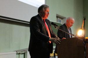 СК проверит конфликт Олега Соколова со слушателем открытой лекции в 2018 году