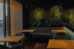 На набережной Фонтанки открылся ресторан Leth. Там можно попробовать тартар а-ля рус и бородинский крэмбл
