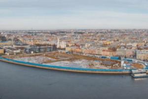 В Петербурге объявили конкурс на разработку архитектурной концепции парка «Тучков буян»
