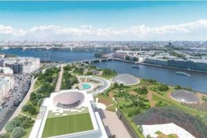 В Петербурге с лета обсуждают концепцию парка «Тучков буян». Что известно о проекте и какие конфликты его окружают