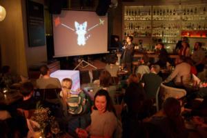 В Петербурге пройдет Science Bar Hopping.В 20 барах в центре города ученые расскажут, как изменилась наука в 2019-м