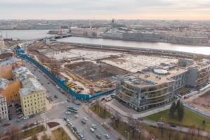 Когда построят парк «Тучков буян», кто занимается проектом и что может появиться внутри?