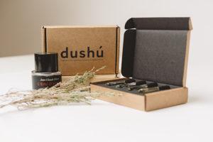 Сервис «Душу» рассылает петербуржцам индивидуальные наборы пробников нишевой парфюмерии. Как это работает