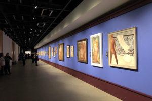 В «Манеже» покажут 300 работ советских монументалистов Дейнеки и Самохвалова. Посмотрите на их произведения о спорте и войне