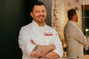 Итальянец Паоло Маринуцци — о работе шеф-поваром в Петербурге, прогулках по набережным и нелюбви к сметане