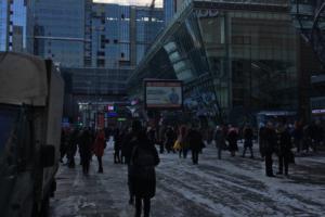 В Петербурге эвакуировали «МЕГА Дыбенко», «Жемчужную Плазу», еще пять ТЦ и Елизаветинскую больницу, сообщают очевидцы
