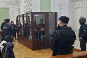Обвиняемым по делу о теракте в метро огласят приговор 10 декабря. Никто из подсудимых не признает вину