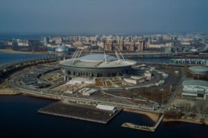 Варламов составил список 100 самых уродливых зданий России. В него вошли три объекта из Петербурга