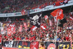 Болельщики «Спартака» призвали футбольных фанатов покидать матчи 19-го тура РПЛ из-за необоснованных задержаний