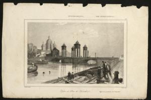 Посмотрите на 9 утраченных видов Петербурга — от часовни на Николаевском мосту до тюрьмы в Коломне