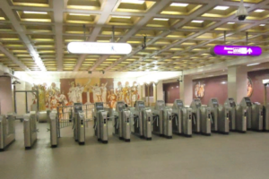 Смольный еще раз повысил цену проезда в метро по «Подорожнику» — теперь до 38 рублей