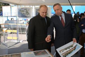 Александр Беглов дал большое интервью ТАСС — о выборах, метро и уборке снега