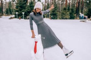 Как начать кататься на горных лыжах или сноуборде? Петербургские блогеры рассказывают, почему увлеклись зимним спортом, и дают советы начинающим