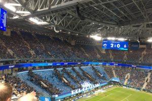 Центр «Э» рассылает болельщикам «Зенита» сообщения с объяснениями задержаний фанатов «Спартака», пишет «Фонтанка»